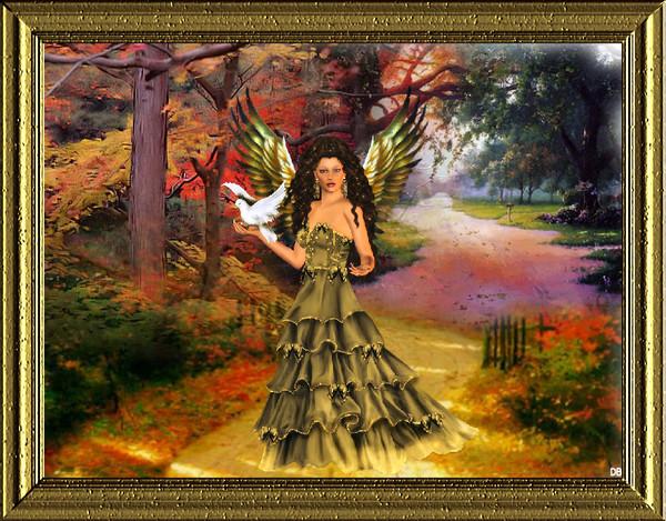 L'Ange de la Paix et de la Nature : kdo pour vous