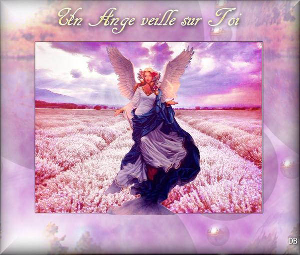 Un Ange veille sur Toi : kdo pour vous