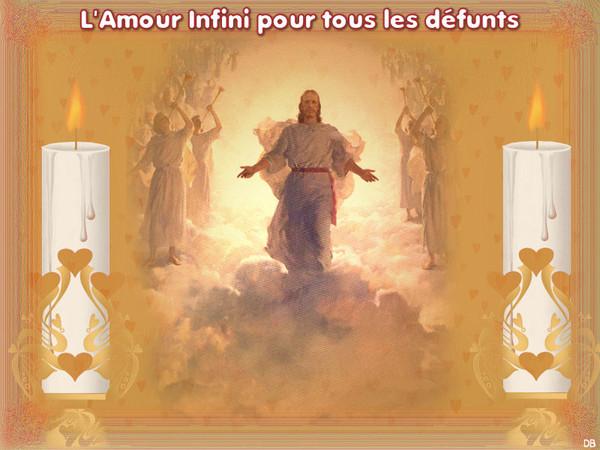 L'Amour Infini pour tous les défunts : kdo