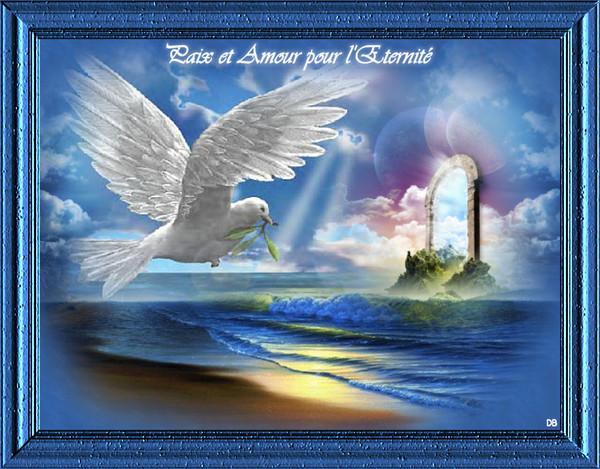 Paix et Amour pour l'Eternité - Toussaint : kdo