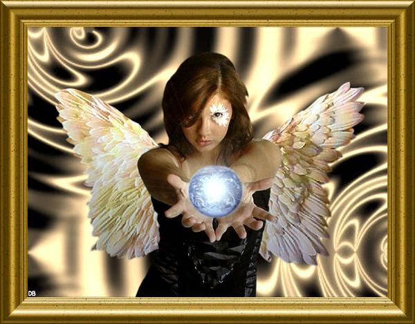 L'Ange de la Force : kdo pour vous