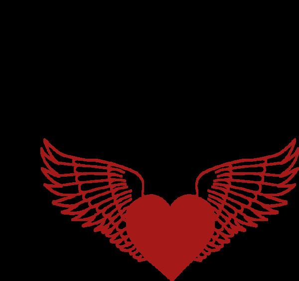 Coeur ail s tube png kdo pour vous centerblog - Dessin de coeur avec des ailes ...