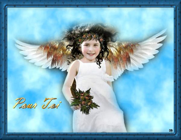 Petit Ange-Gardien - Pour Toi : kdo pour vous