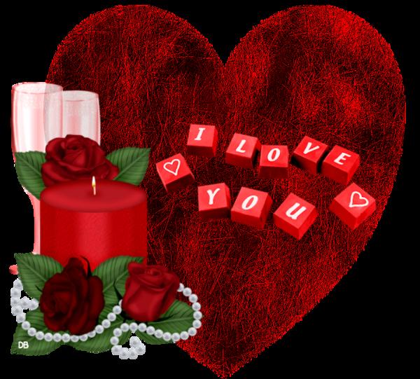 I love you : kdo pour vous