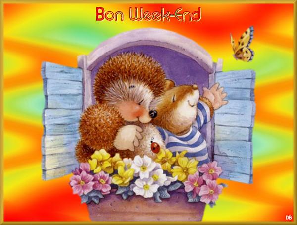 Bon Week-End : kdo pour vous