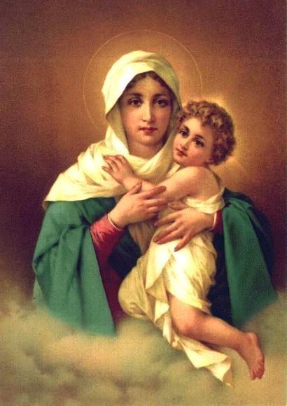 """Résultat de recherche d'images pour """"vierge marie avec jesus"""""""