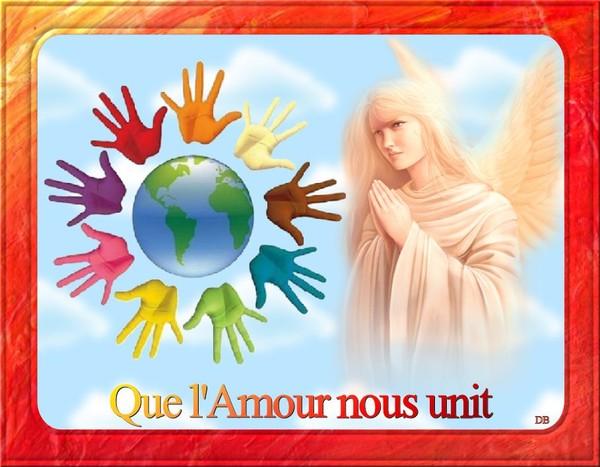 Que l'Amour nous unit - Ange-Gardien : kdo pour vous