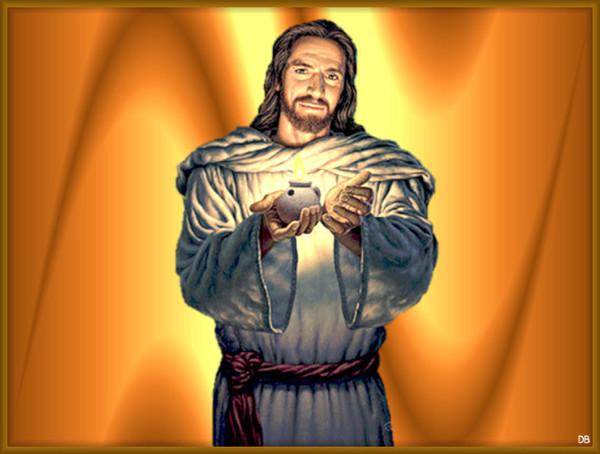 Saintes fêtes de Pâques - Jésus : kdo pour vous