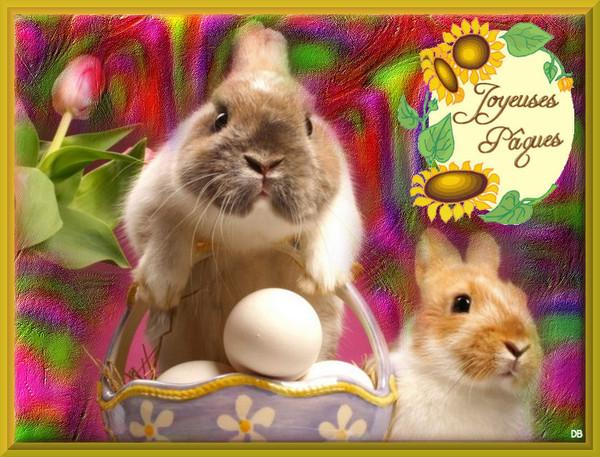 Joyeuses Pâques : kdo pour vous