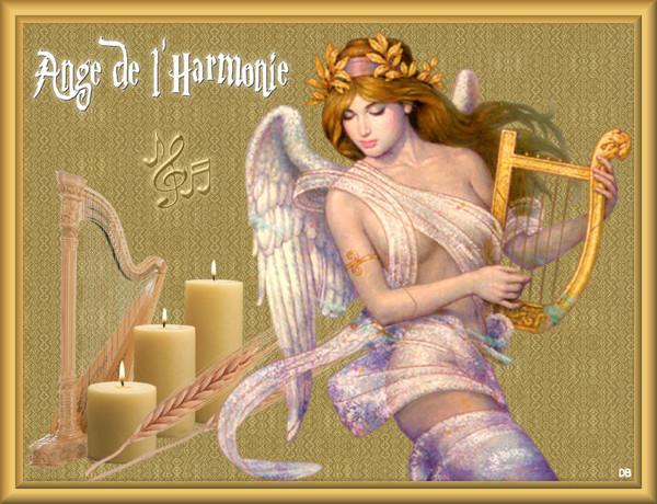 Ange de l'Harmonie : kdo pour vous