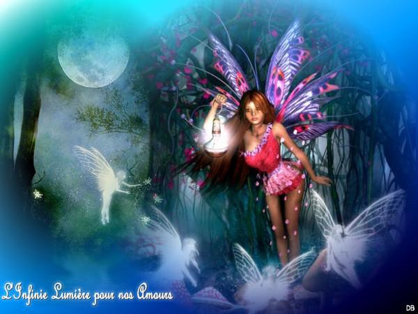 L'Infinie Lumière pour nos Amours - Toussaint : kdo