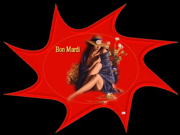 Bon Mardi - femme : kdo pour vous
