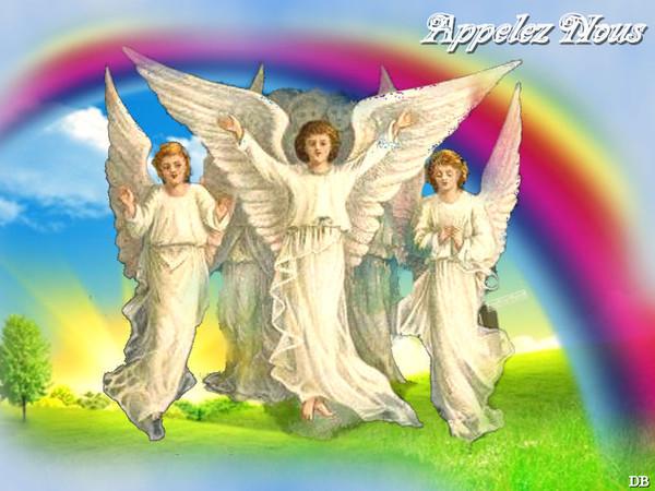 Les Archanges et les Anges : Appelez nous : kdo