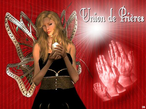 Union de Prières : pour mon papa