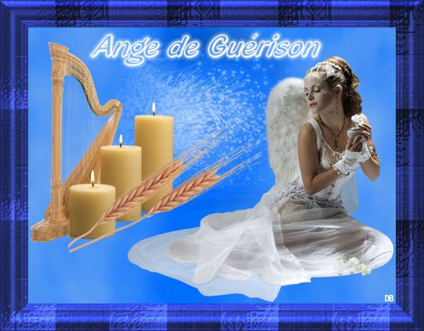 L'Ange de la Guérison : kdo
