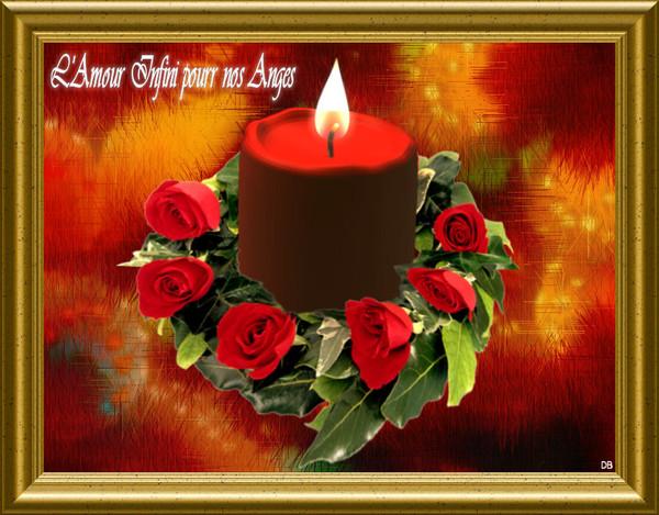 L'Amour Infini pour nos Anges - Toussaint : kdo pour vous