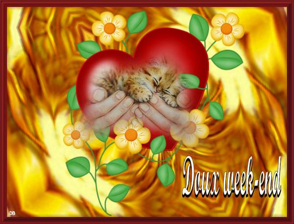 Doux week-end : kdo pour vous