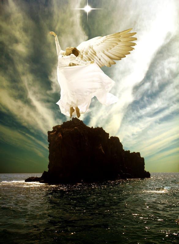 Que tous les Anges protègent la Terre et les êtres