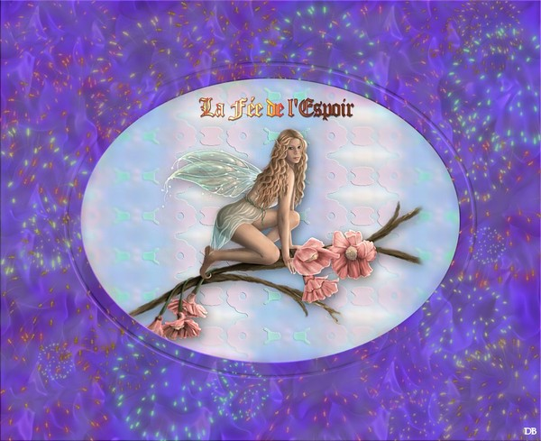 La Fée de l'Espoir : kdo pour vous
