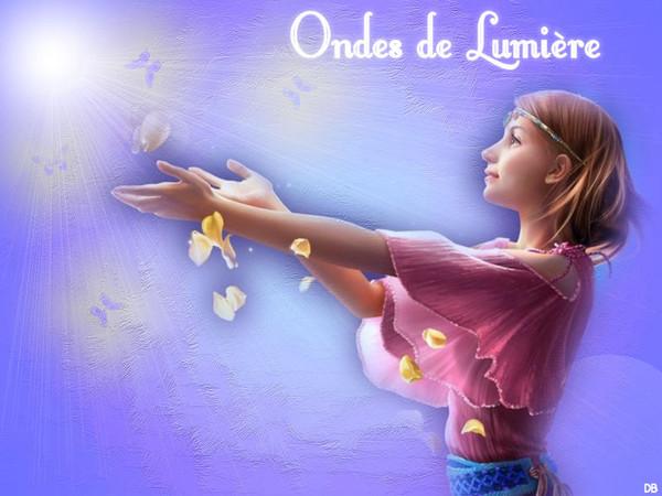 Ondes de Lumière - feerie : kdo pour vous