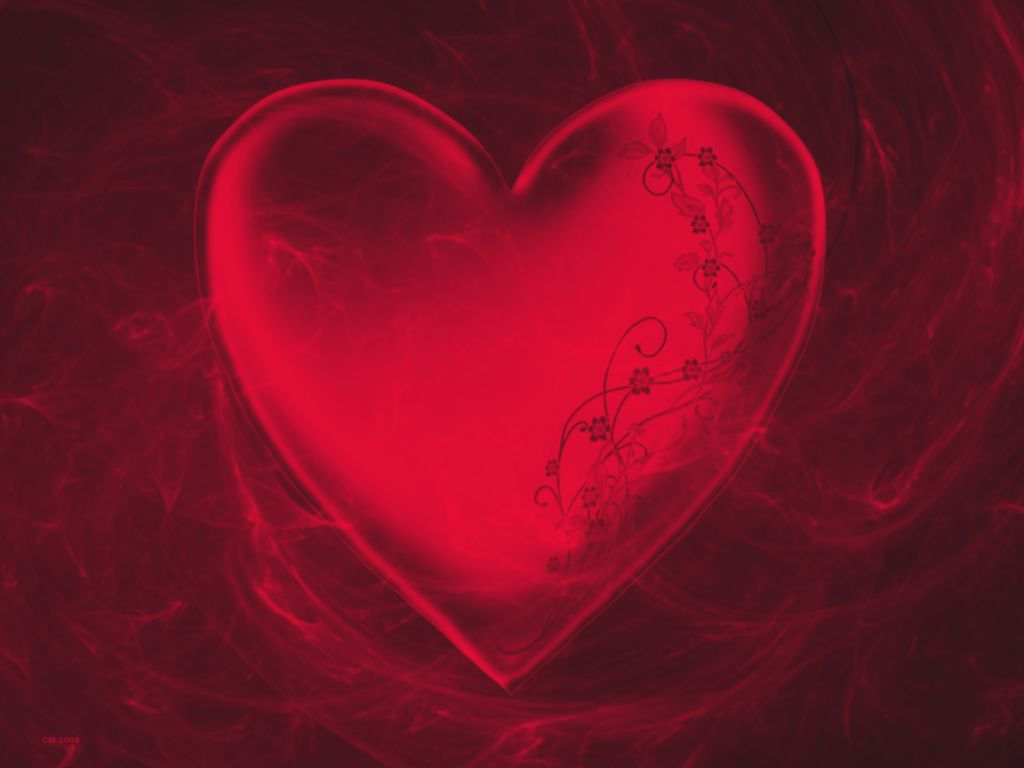Wallpapers coeurs amour love page 4 for Fond ecran amour