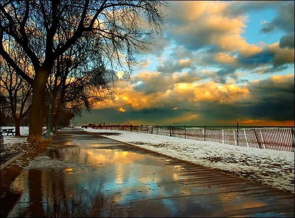 Paysage De Nature Enchantée Wallpaper Fond D écran Photo