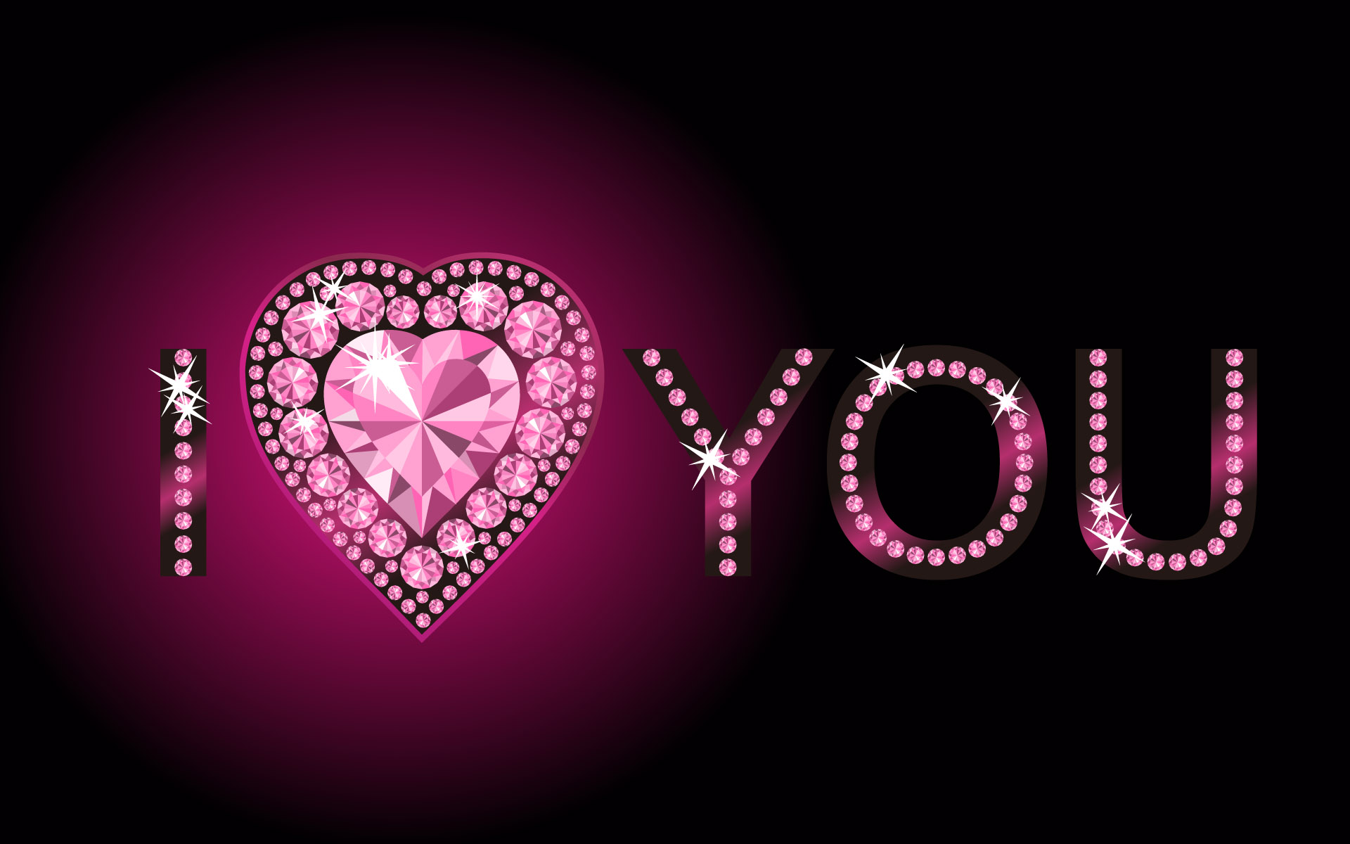 I Love You Wallpaper For Fb : wallpapers coeurs amour love - Page 4