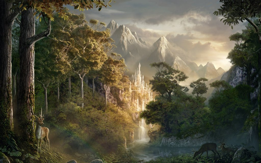 Wallpapers paysages page 10 for Paysage wallpaper