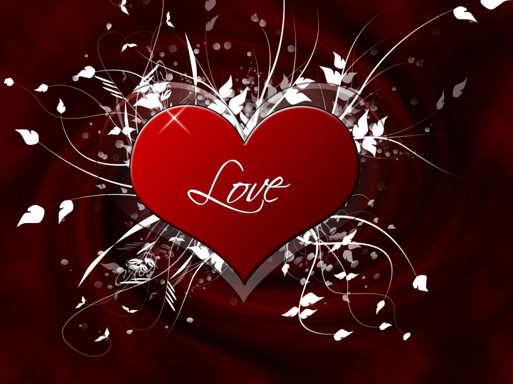 Coeur love wallpaper fond d 39 cran photo image - Coeurs amoureux ...